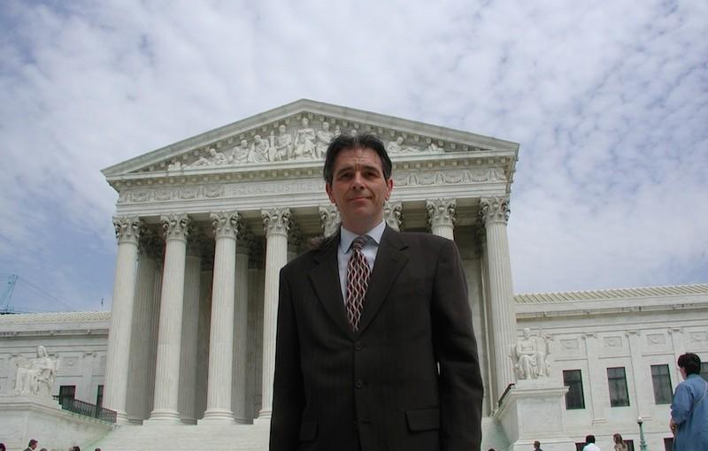 Chris Conrad US Supreme Court Washington DC