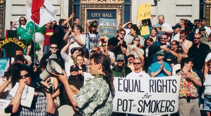 pot pride mmm million marijuana march San Francisco 2001
